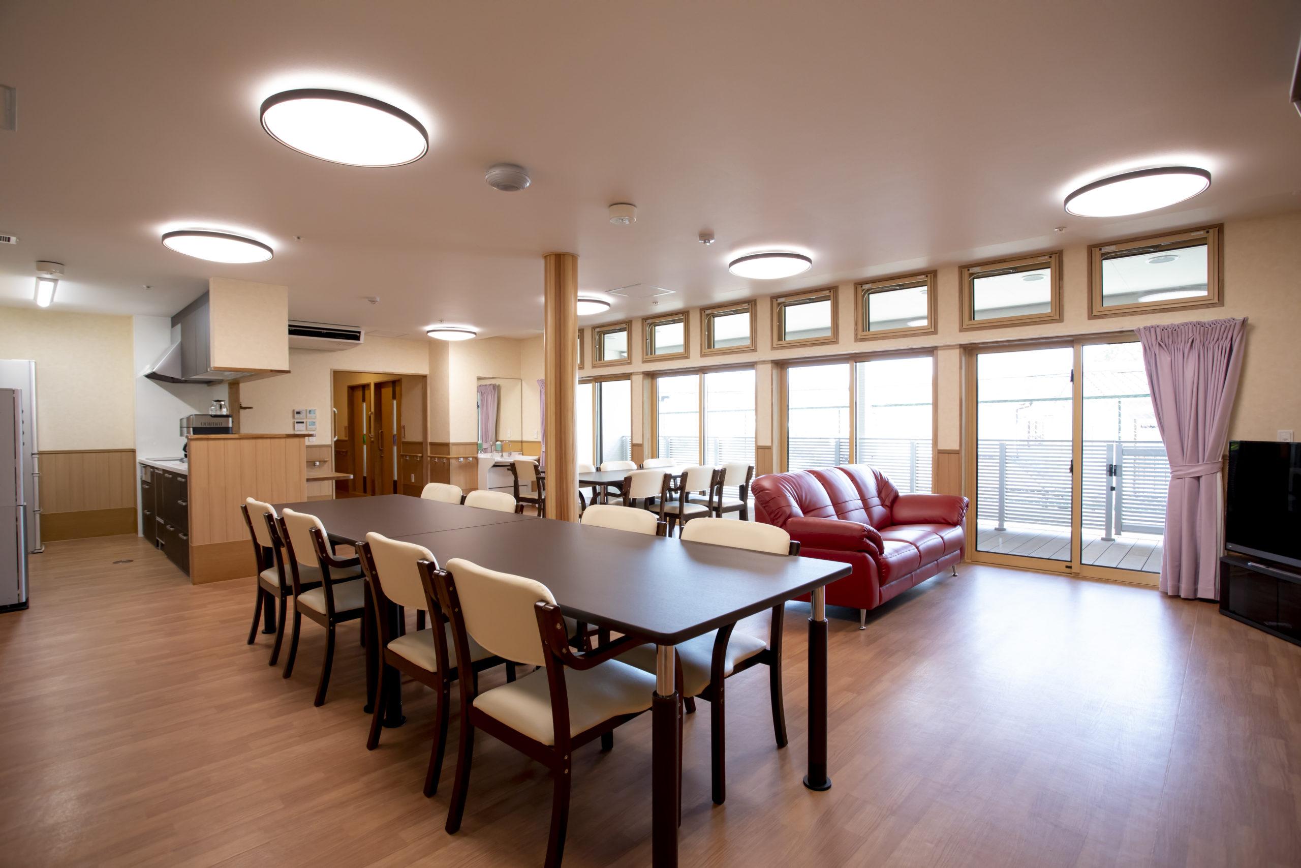 11看護小規模多機能居間・食堂(2)