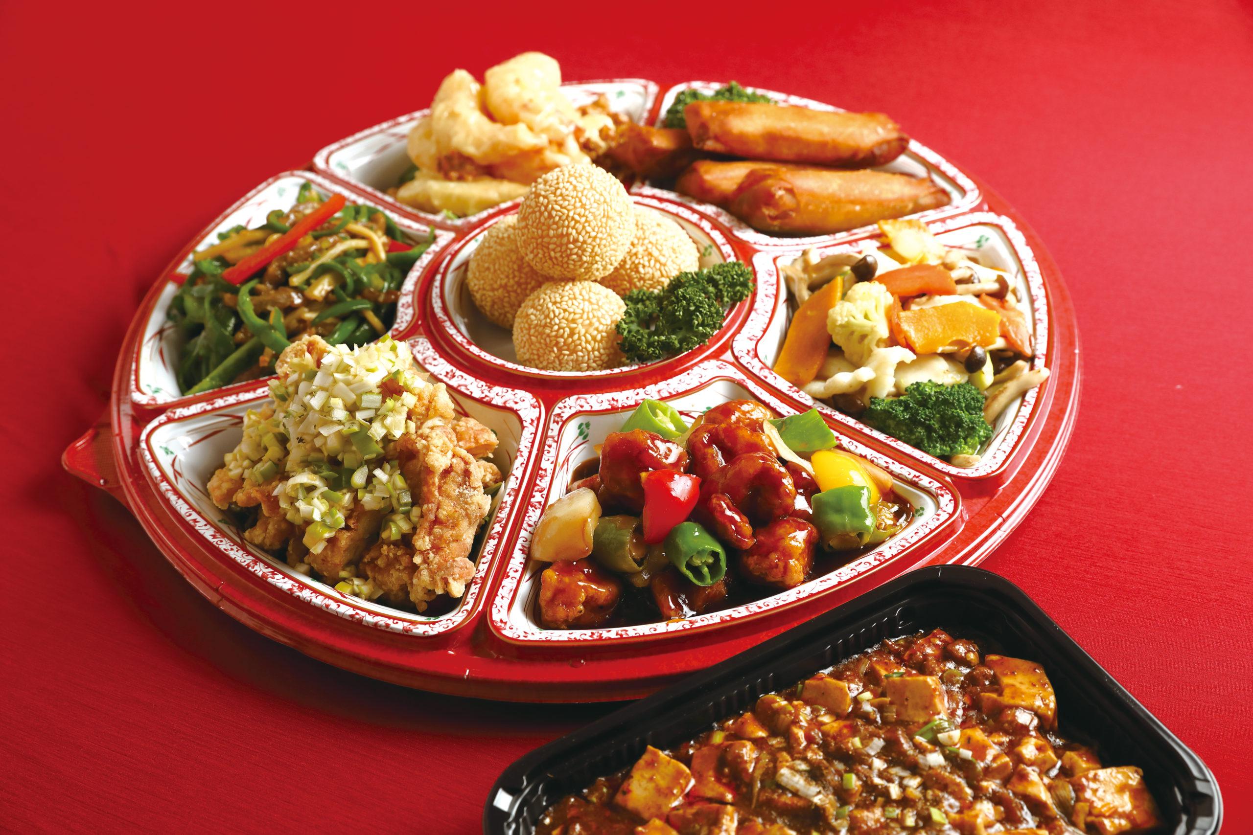 中華料理 真